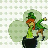 St. Patrick's Day Sticker Pack - Dirty Leprechaun