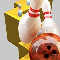 bowling rolling ball - new style