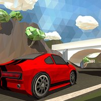 Poly Racer