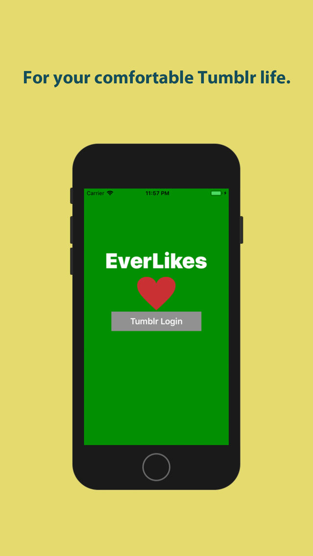 EverLikes App for iPhone - Free Download EverLikes for
