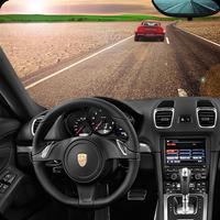 Real Racing in Car-Drive Cars