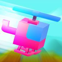 Color Copter Flight Race