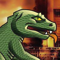 Monster Lizard Tower Race