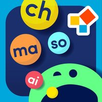 Montessori French Syllables - learn to read French words in a fun lab setting
