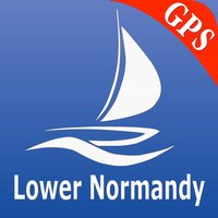 Lower Normandy Nautical Charts