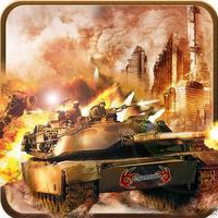 Modern Tank Battle : Mountain Vehicle War