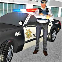 City Police Car Duty Simulator: Crime Town Cops