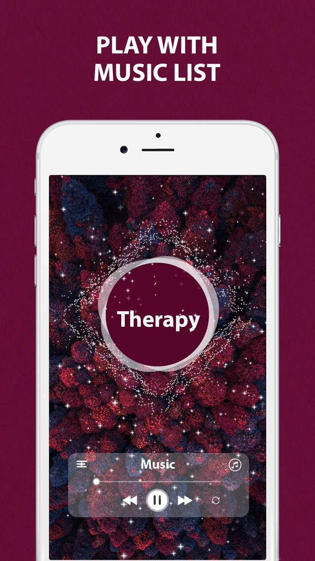 Trapp - Music Visualizer App for iPhone - Free Download Trapp