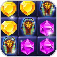 Treasure Jewels: Match 3 Legen