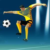 King Of Soccer : Football Run