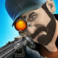 Elite American Sniper Assassin