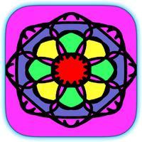 Mandala Design Colouring