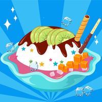 宝宝甜品店-糖糖冰淇淋做饭游戏
