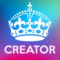Keep Calm! Funny Poster Creator