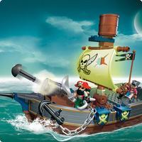Sea fighter pirates sailors