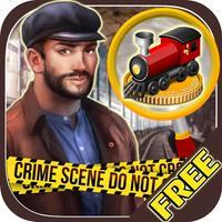 Free Hiden Objects:Railway Crime Scene
