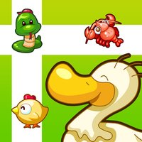 Baby & Animals (Educational game for kids 1-3 years old, The Yellow Duck Early Learning Series)