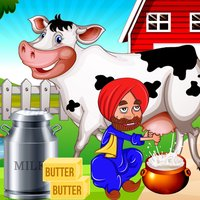 Dairy Milk Farm: Butter Maker