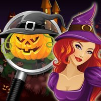 2014 Halloween party with friends : hidden objects