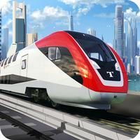 Metro Train Subway Driving. Realistic World Driver Journey Simulator 3D