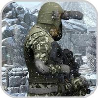 War Brave Sniper: Snow Mountai