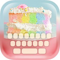 Cute Color Keyboard Skins Changer on Pastel Themes