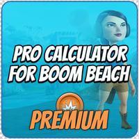 Pro Calculator for Boom Beach