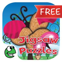 Jigsaw Puzzles Hits Free for Kids and Toddlers ∙ Jigsaw learning and educational game with animals