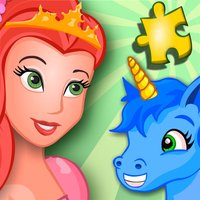 Kids Puzzles: Princess Pony and the Ballerina Fairies Free Animated Jigsaw Puzzle for Kids!