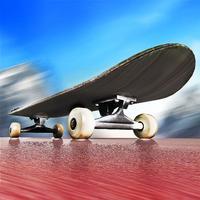 Real Longboard Downhill Skater - Skateboard Game