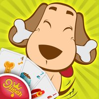 Shuffle Cards Dogs