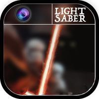Photo Maker Light Saber - for Star Wars