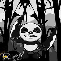 Dark Knight Panda