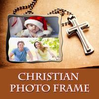 Christian Photo Frame
