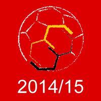 Deutsche Fußball 2014-2015 - Mobile Match Centre