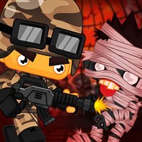 Soldier Battle: Zombie Hunt - Shoot To Kill