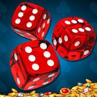 A Casino Farkle Dice Blitz Games