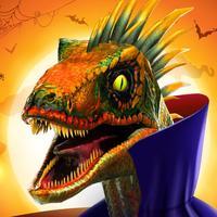 DinoMess: Dinosaur Games in AR