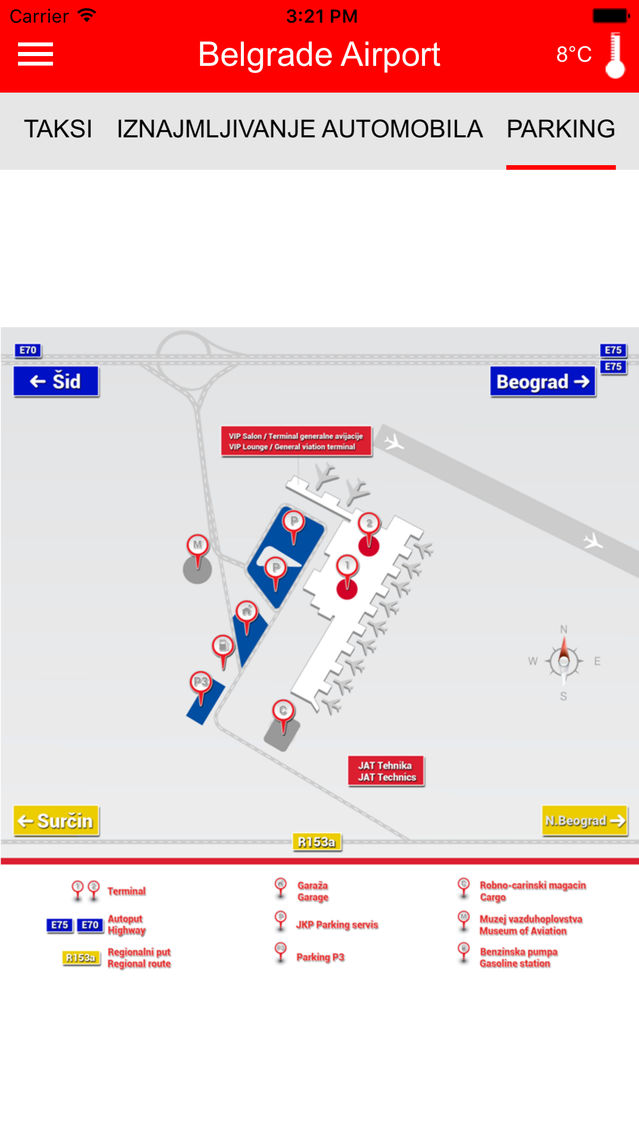 Airport Nikola Tesla Belgrade App For Iphone Free Download