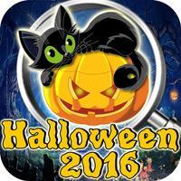 Free Hidden Objects:Halloween 2016 Hidden Object