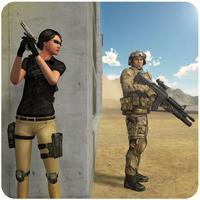 Secret Agent Stealth Mission - US Army Modern Spy
