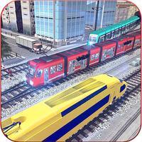 Subway Train Racing 3D