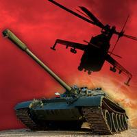 Cobra Assault Heli 3D - An Armoured Tank Crossfire Apocalypse Game