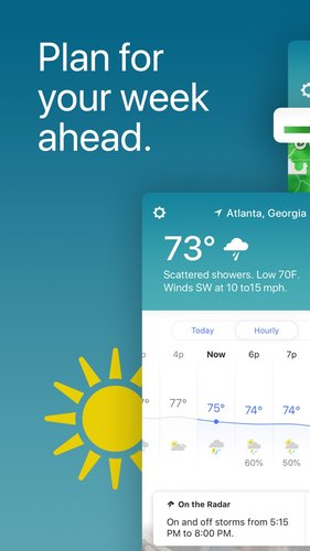Weather - The Weather Channel App for iPhone - Free Download