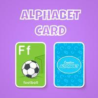 Learning Me: Alphabet Card
