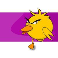 Rude Ducks