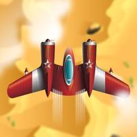 TapSquadron - Red Falcon
