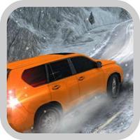 Snow Hill Road Car Driving
