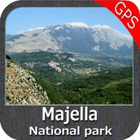 Majella National Park - GPS Map Navigator