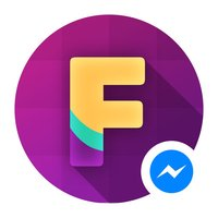 FlipLip Voice Changer for Messenger with Helium, Robot, Echo and Face effects
